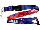 Buffalo Bills Reversable Lanyard Aminco Pins, Magnets & Keychains