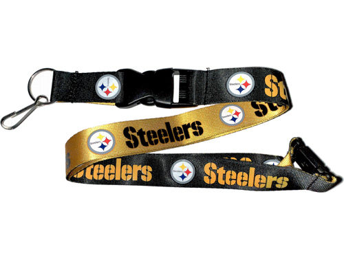 Pittsburgh Steelers Reversable Lanyard Aminco