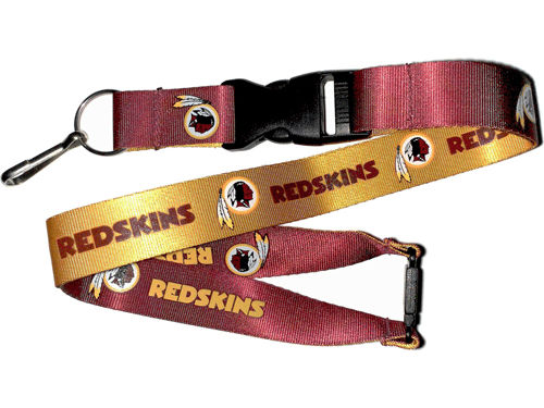 Washington Redskins Reversable Lanyard Aminco