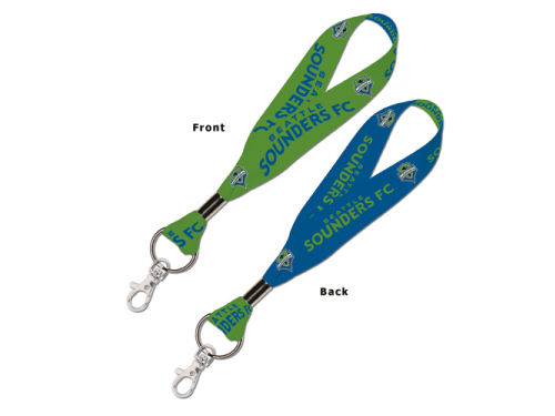 Seattle Sounders FC Wincraft Lanyard Key Strap