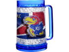 Kansas Jayhawks Freezer Mug Gameday & Tailgate