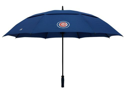 Chicago Cubs Concept One Wedge Golf Umbrella
