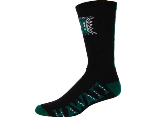 Hawaii Warriors Topsox 769 Half-Cushion Crew Sock