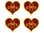 Iowa State Cyclones Waterless Game Face Tattoo Apparel & Accessories