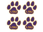 LSU Tigers Waterless Game Face Tattoo Gameday & Tailgate