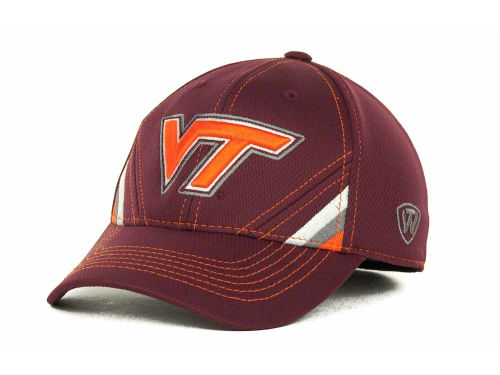 Virginia Tech Hokies Top of the World NCAA Pace TC Cap Hats
