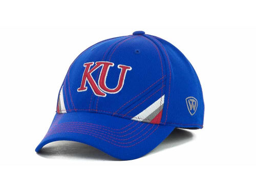 Kansas Jayhawks Top of the World NCAA Pace TC Cap Hats