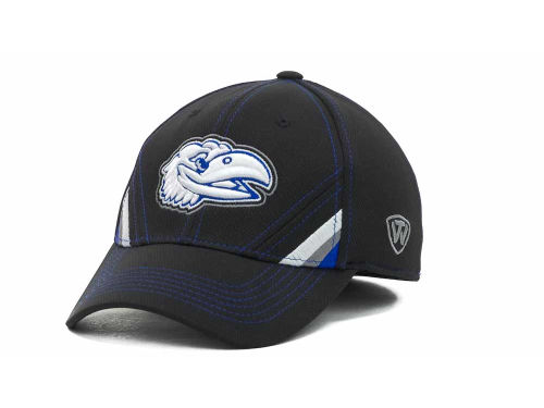 Kansas Jayhawks Top of the World NCAA Pace Black Cap Hats