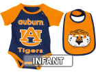 Auburn Tigers Colosseum NCAA Infant Rocker Bib/Bodysuit Set Infant Apparel