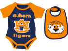 Auburn Tigers Colosseum NCAA Newborn Junior Creeper/Bib Set Infant Apparel
