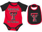 Texas Tech Red Raiders Colosseum NCAA Newborn Junior Creeper/Bib Set Newborn & Infant