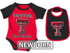 Texas Tech Red Raiders Colosseum NCAA Newborn Rocker Bib/Bodysuit Set Infant Apparel