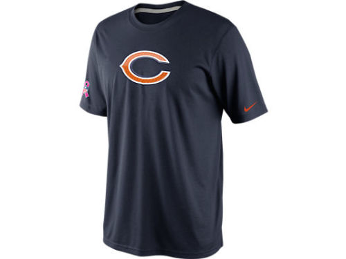 Chicago Bears NFL BCA Legend Logo T-Shirt