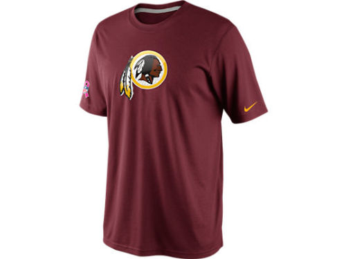 Washington Redskins NFL BCA Legend Logo T-Shirt