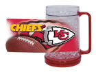 Kansas City Chiefs Freezer Mug Gameday & Tailgate