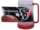 Houston Texans Freezer Mug Gameday & Tailgate