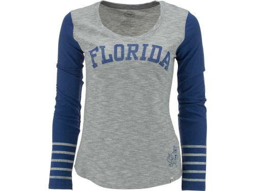 Florida Gators NCAA Wmns Dugout Long Sleeve T-Shirt