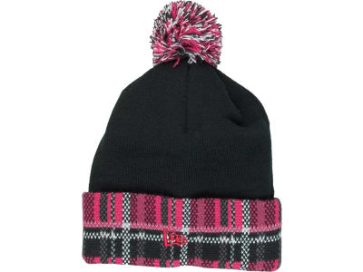 New Era Originals Plaid Winter Knit  Hats