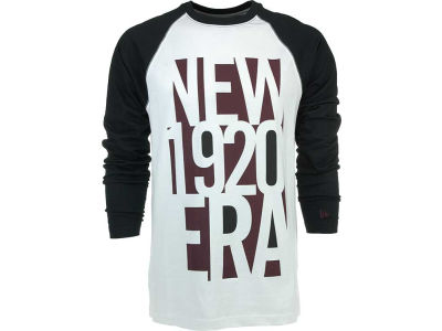 New Era Long Sleeve Established T-Shirt
