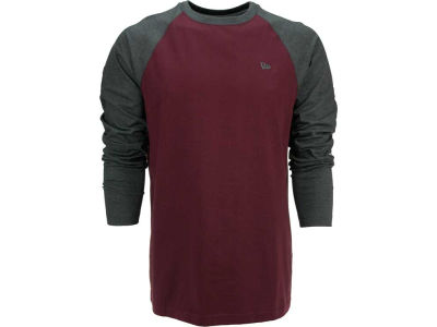 New Era Long Sleeve Chest Flag T-Shirt