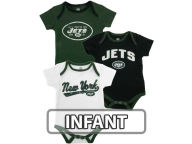 Outerstuff NFL Infant 3pc Foldover Neck Creeper Set 2013 Infant Apparel