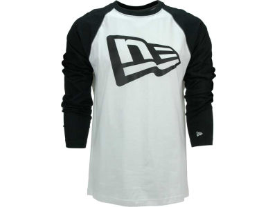 New Era Long Sleeve Flag T-Shirt