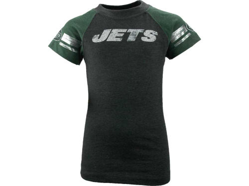 New York Jets Outerstuff NFL Youth Girls Fashion Jersey