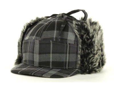 New Era Down Tartan Camper Hats