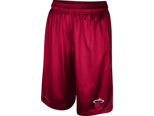 Miami Heat adidas NBA Jam Short