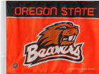 Oregon State Beavers Rico Industries Car Flag Auto Accessories