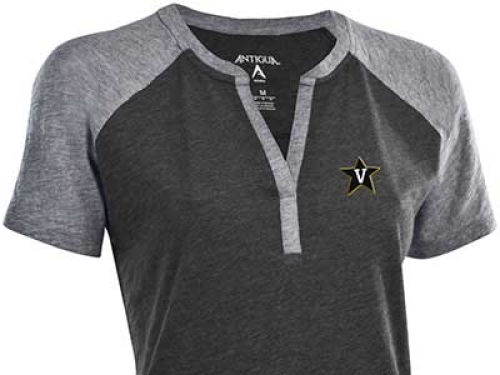 Vanderbilt Commodores Antigua NCAA Womens Shine T-Shirt