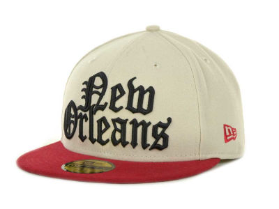 New Orleans Foodie 59FIFTY Cap Hats