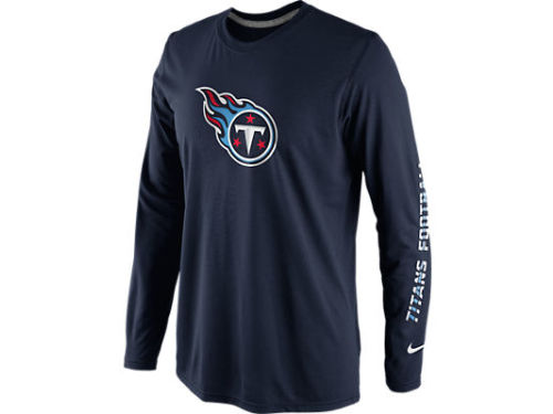Tennessee Titans NFL Legend Conference Long Sleeve T-Shirt