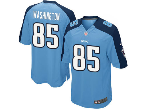 Tennessee Titans Nate Washington Nike NFL Men's Game Jersey