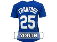 Majestic MLB Youth Player Tee T-Shirts