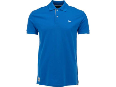 New Era Branded Pique Polo