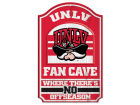 UNLV Runnin Rebels Wincraft 11x17 Wood Sign Kitchen & Bar