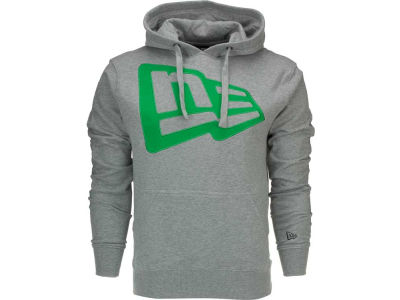 New Era Branded Flag Hoodie