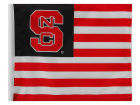 North Carolina State Wolfpack Car Flag Flags & Banners