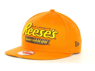 Reeses Candy Wrapper Snapback 9FIFTY Caps Hats