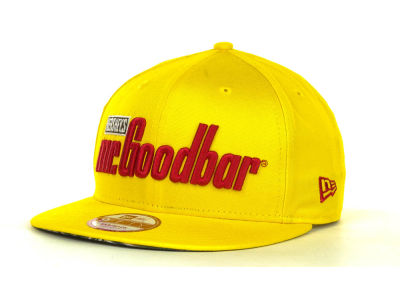 Mr. Goodbar Candy Wrapper Snapback 9FIFTY Caps Hats