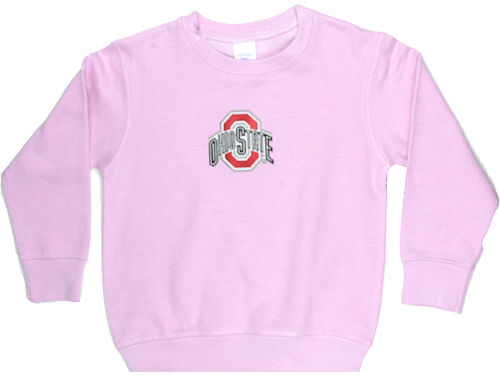 Ohio State Buckeyes NCAA Kids Sweatshirt