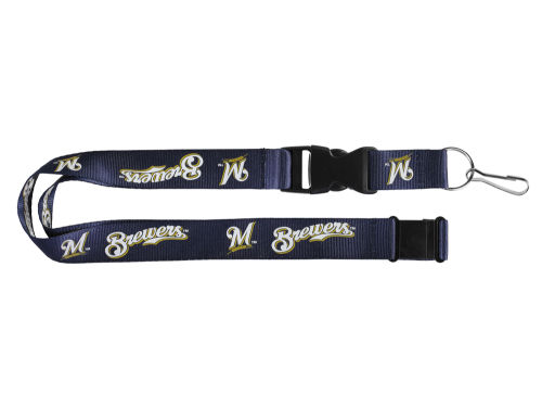 Milwaukee Brewers Aminco Inc. Lanyard