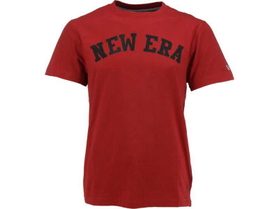 New Era Branded College Arch T-Shirt