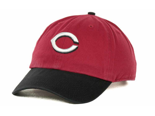 Cincinnati Reds '47 Brand MLB Clean Up Hats