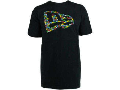 New Era Cap Flag T-Shirt
