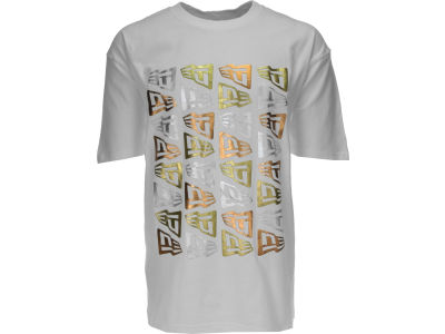 New Era Multi Flag T-Shirt