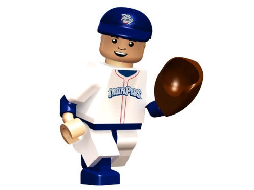 Lehigh Valley IronPigs OYO Figure