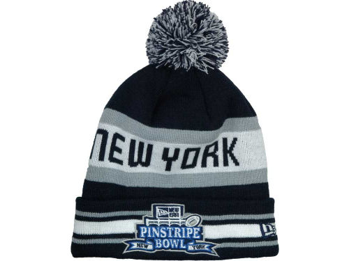 New Era Pinstripe Bowl 2012 Jake II Knit Hats