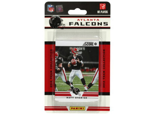 Atlanta Falcons NFL Team Set 2012